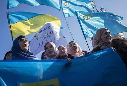 Россия и крымские татары