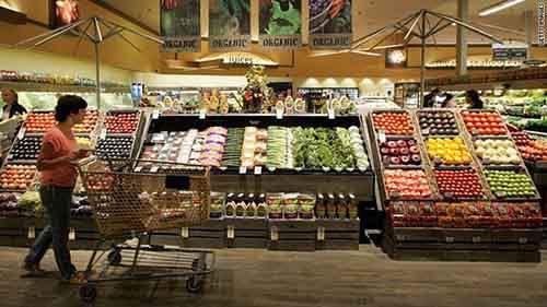 Органическая пища может сократить уровень пестицидов в организме на 90%