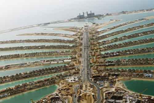 В Дубае начали постройки первого на планете города с искусственным микроклиматом