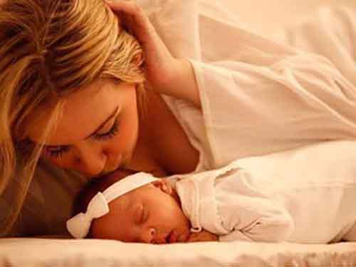 Что не желательно говорить женщине после родов