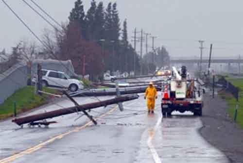 Ураган «Артур» в Канаде