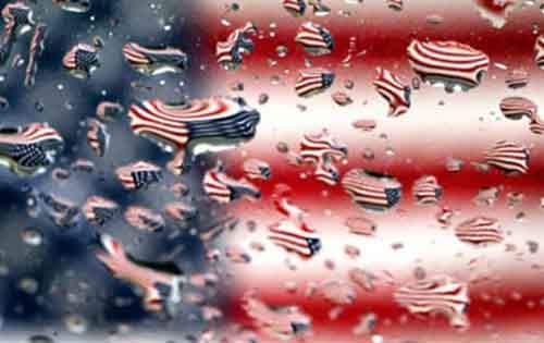 Введения штрафов на воду  в США