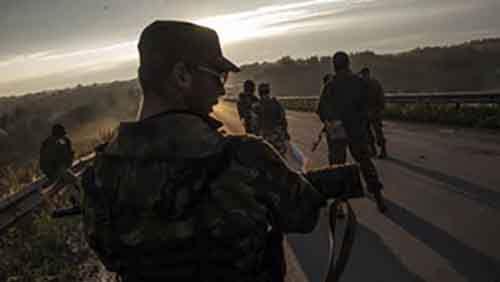 Я воевал на Украине на стороне ополченцев