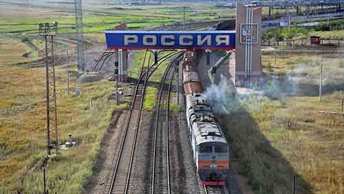 China_-_Russia_Railway