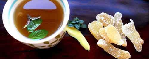 Ginger Tea 1