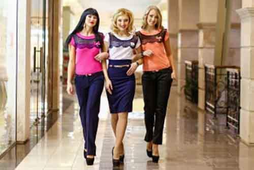 Интернет-магазин модной дизайнерской одежды для женщин Cl@bin