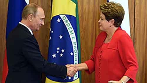 BRAZIL-RUSSIA-ROUSSEFF-PUTIN