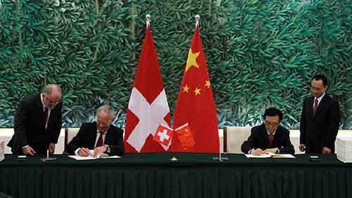 china-switzerland-bilateral-agreement