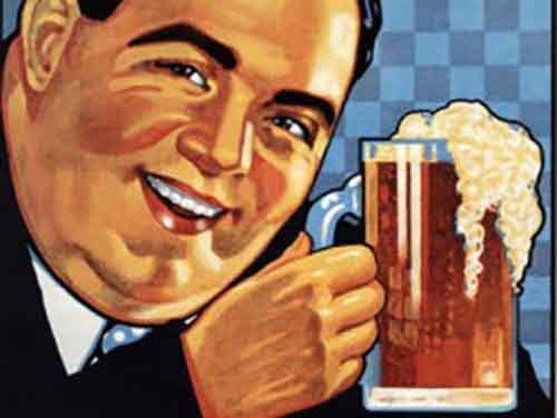 Принятие закона о возвращении рекламы пива