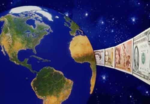 Новые экономические центры мира