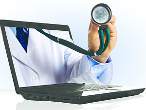 Онлайн медицина