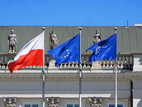 Польша – орудие европейской политики