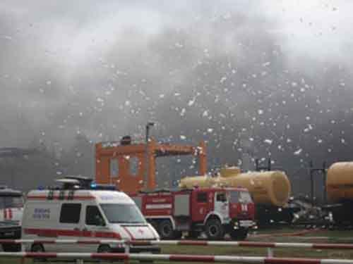 Аварийно-спасательные работы и ликвидация ЧС