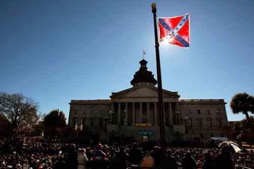 День Мартина Лютера Кинга-младшего в Южной Каролине в 2008 году.