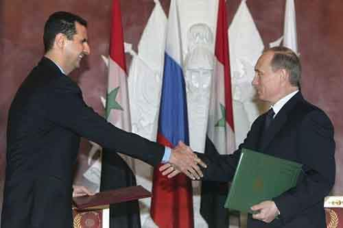 Asad-Putin