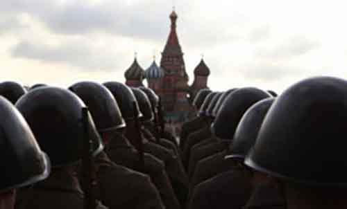 Перекраивая карту Российской Федерации: раздел России после Третьей мировой войны?