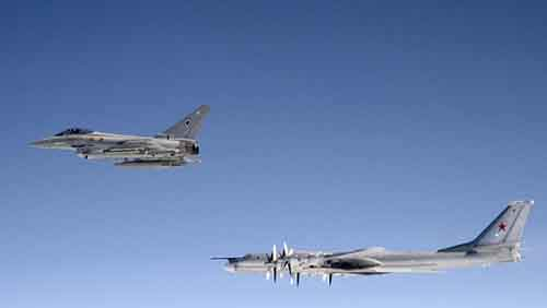 Typhoon launches operationally for the first time