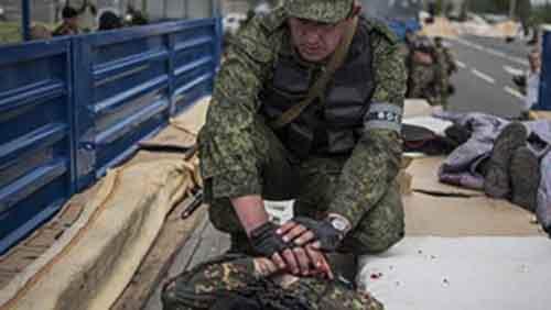 Почему военные действия на Украине не возобновятся