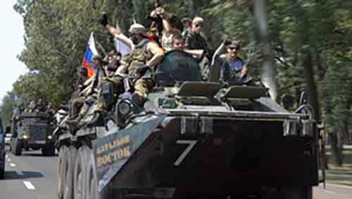 Официальный итог: ополченцы победили киевскую хунту на Украине