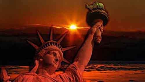 Приход и уход американской гегемонии