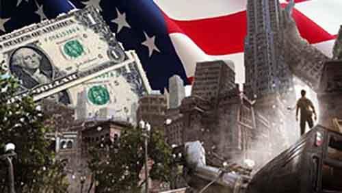 Коллапс американской экономики уже начался