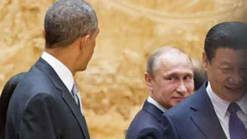 Как Китай с Россией перехитрили Обаму в Азии