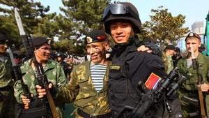 Китай и Россия объявили о намерении сформировать оборонительный альянс