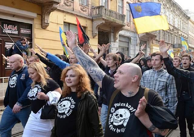 ukraine-nazi-march-1