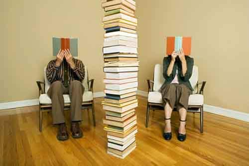 Клуб книголюбов открыт для вас круглые сутки