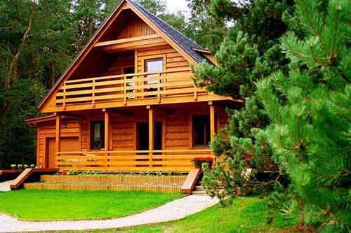 Деревянные дома. Их виды и особенности