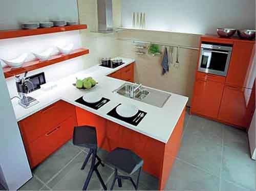 Дизайн современной кухни. Новые направления и проверенные техники