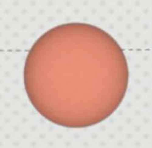 Розовый или красноватый