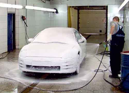 Полезный метод очистить авто без лишних усилий
