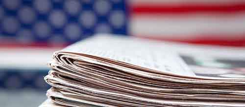 newspapers_USA-flag