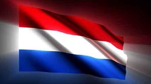 stock-footage-netherlands-shining-waving-flag-loop