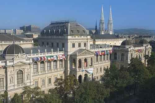Высшее учебное заведение Вены