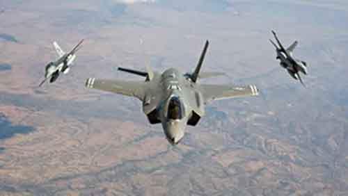 Новый воздушный бой «Лайтинга» II
