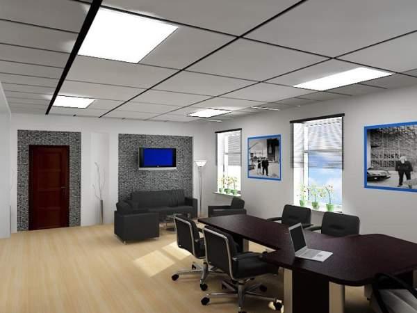 Подвесной потолок - оптимально для быстрого ремонта
