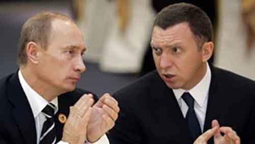 Ротшильд и заговор против Путина