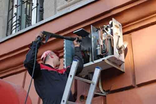 Обслуживание кондиционеров в Москве