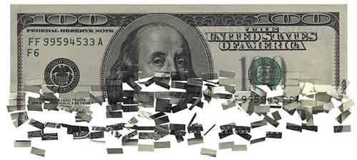 money-gone