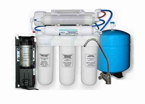 Чистая вода – основа здоровья