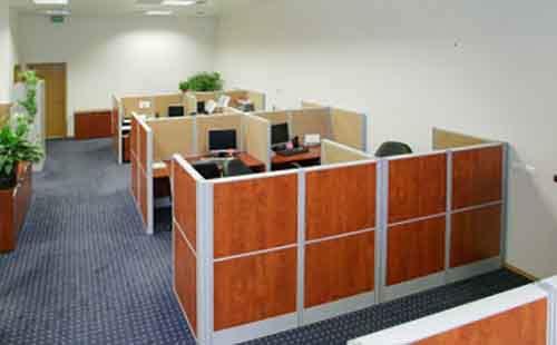 Офисные перегородки – простор и уют