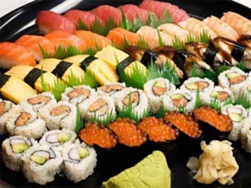 Суши – вкусно, сытно и полезно