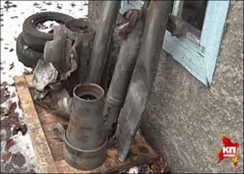 Artillery-shell-casings-in-eastern-Ukraine-photo-in-Komsomolskaia-Pravda-news-journal-in-Donbas-300x214