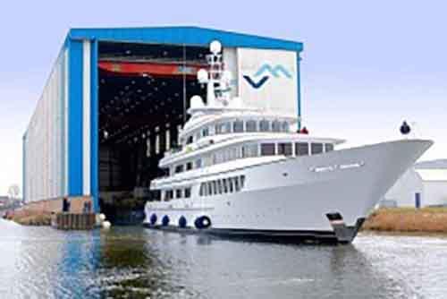 Доверьте строительство своей яхты компании ARCON YACHTS