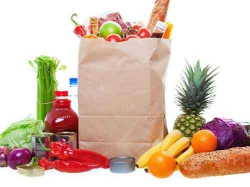 Доставка продуктов питания - удобно и выгодно