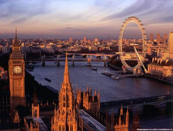Недвижимость в Лондоне – прекрасное вложение капитала