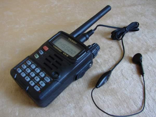 Рации VX-6R, VX-3R – коротко о главном