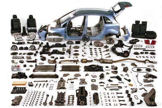 Автозапчасти из Китая - недорогие комплектующие для вашего авто или сервиса